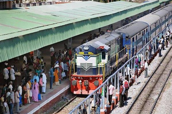 before the diwali  the government gifted the bonus to railway employees