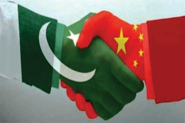 pak diary india has become one against china  pakistan