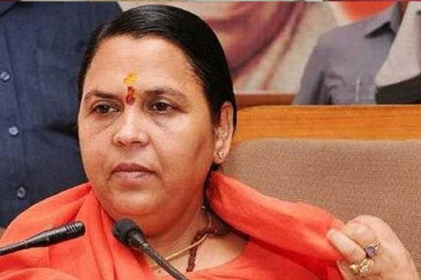 after the cleaning of the ganges other rivers will also say i will uma bharti