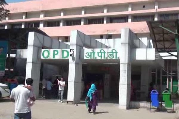 scam in sonipat civil hospital