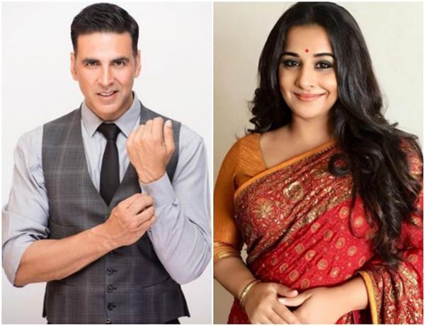 akshay kumar and vidya balan will accompany the film