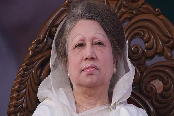 khaleda zia will not fight elections