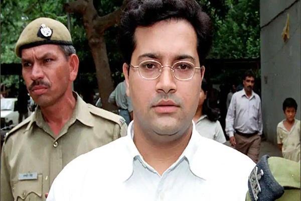 jessica lal murder case manu sharma s release will not be premature