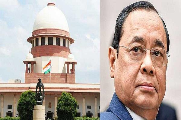 justice gogoi will take oath as cji read special october 3