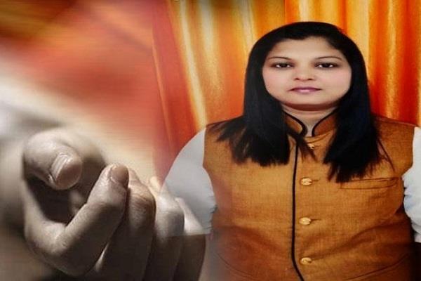 bjp leader s body found in house fear of murder