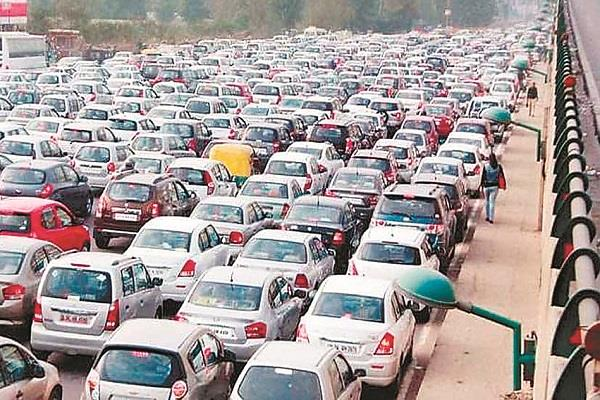 all cities  unimportant  with the burden of cars