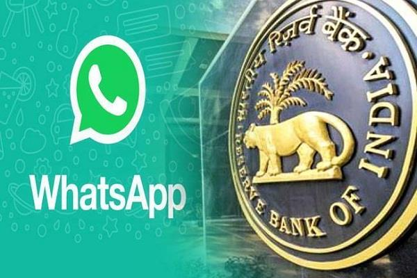 whatsapp will store payment data in the country itself
