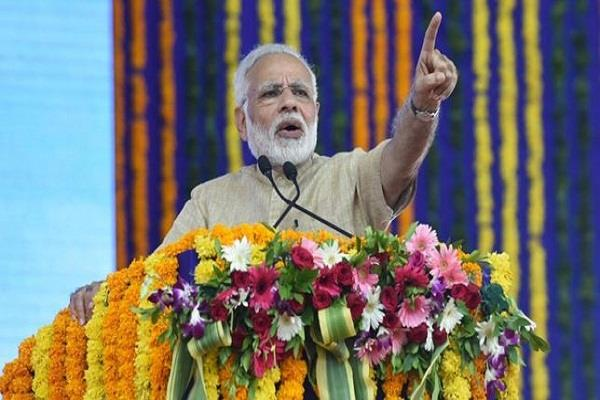 pm modi to address rajasthan rally in ajmer today