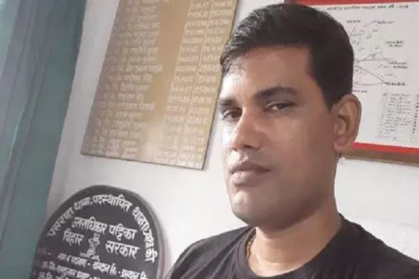 bihar ashish kumar singh police