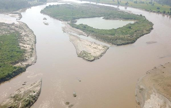 investigation of the pollution of rivers hangs in the balance