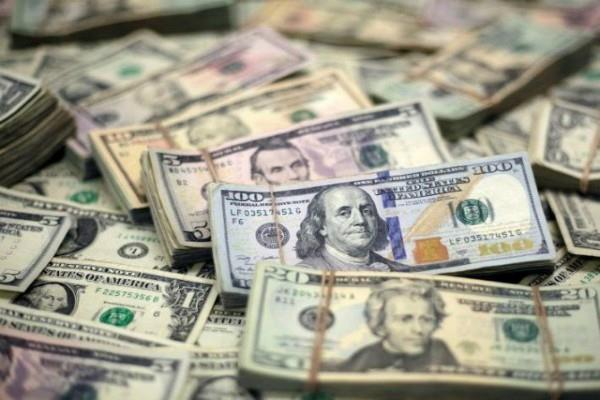 foreign exchange reserves fall to 400 52 billion dollar