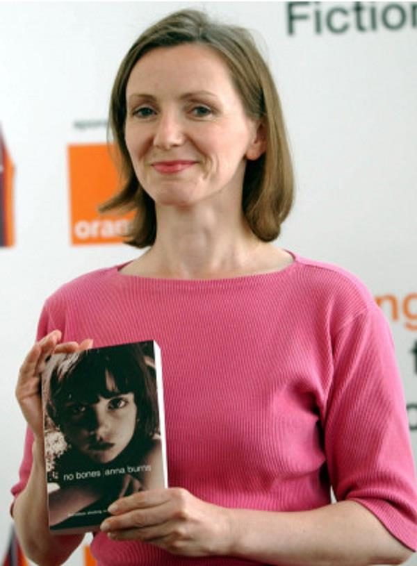 northern irish writer anna burns wins 2018 man booker prize
