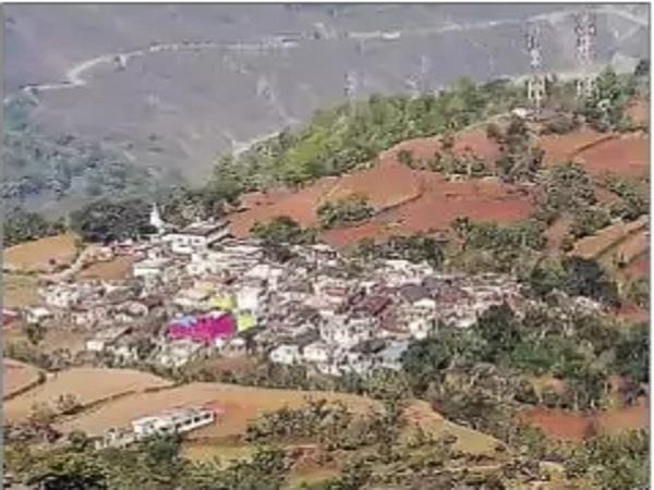 the history boasts pokha village of giripar