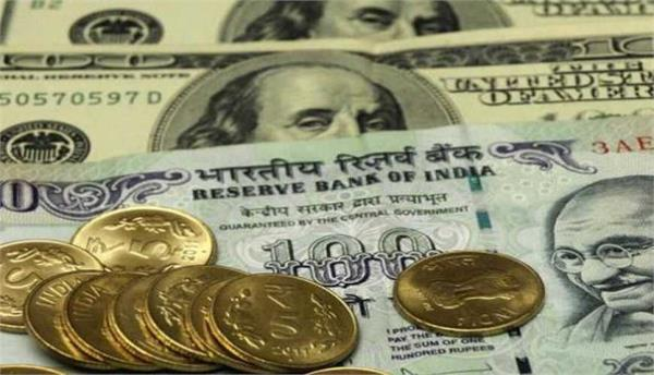 34 paise rise in rupee open at 73 23