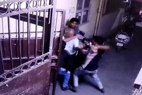 delhi scooti police