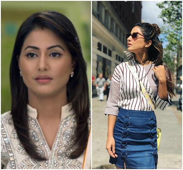 बॉलीवुड दीवा से कम नहीं हिना का स्टाइल, देखिए Fashion Queen की लेटेस्ट तस्वीरें