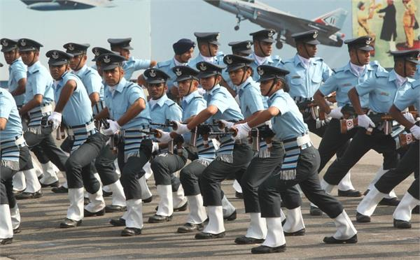 announcement of indian air force airmen