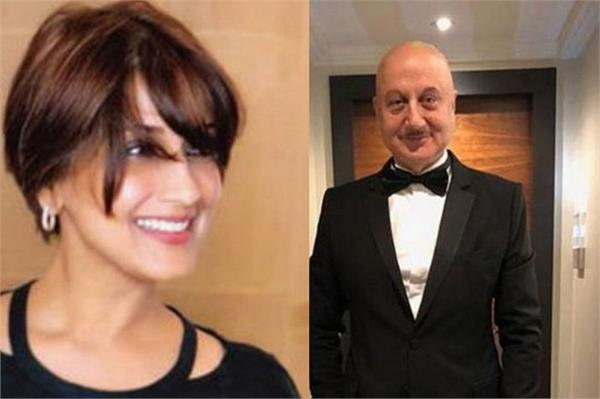 anupam kher said about the health of sonali bendre