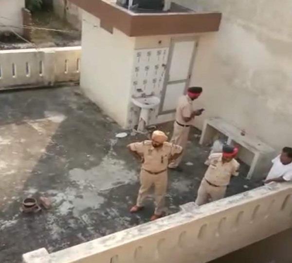 jalandhar police in action