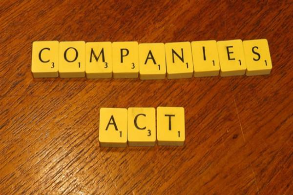 government in preparation for updating company act