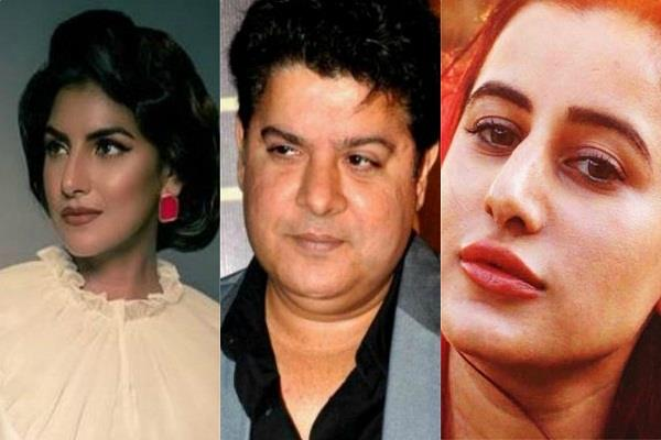 sajid khan accused of sexual harassment by journalist and saloni chopra