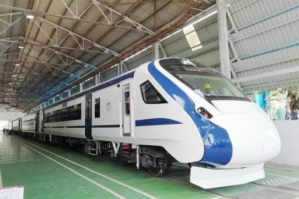 first non driver train will run on track today