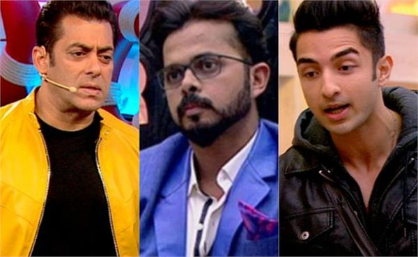 salman khan slams sreesanth behaviour weekend ka vaar