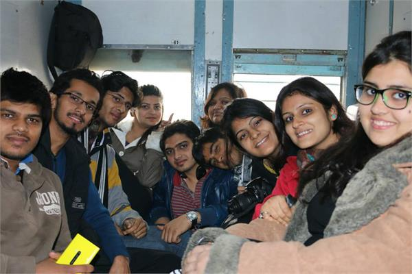 railway s big discount for students