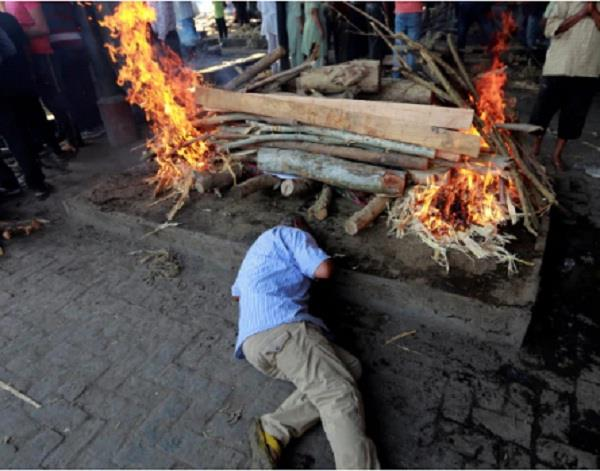 amritsar train tragedy organisers had permission to burn effigy