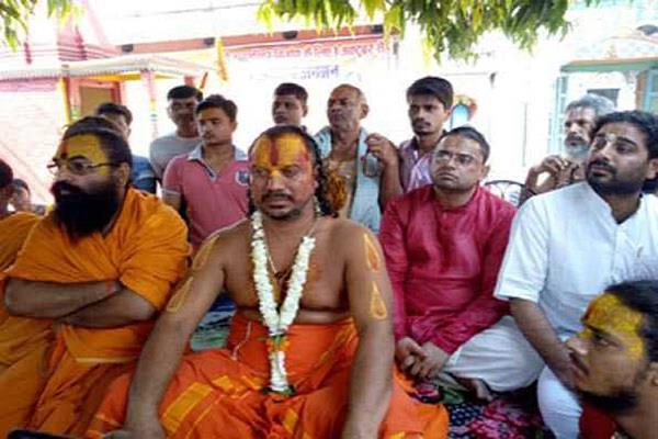ram temple construction may be the end of paramahansadas fast