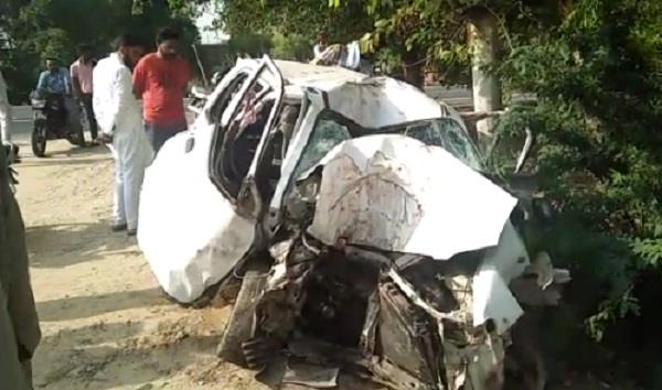 4 died in accident