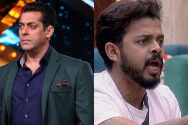 weekend ka vaar salman khan lashes out at sreesanth