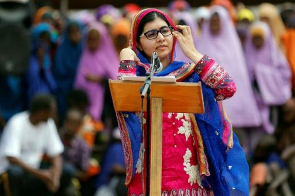 history of the day malala yusufzai bbc taliban