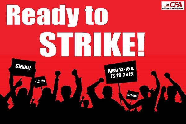 employees have announced 16 17 strike