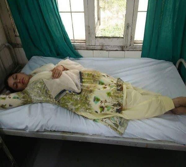hunger strike teacher protest