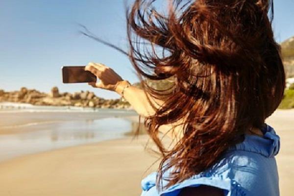 selfie app iiit p kumaraguru