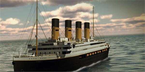 australian billionaire refloats dream build titanic ii