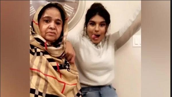 grandmother s epic response to her granddaughter s dance