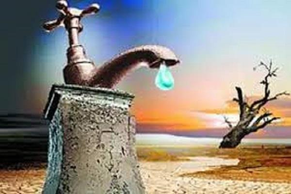 deepwater water crisis with power cuts
