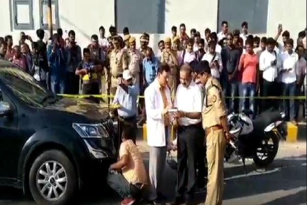 vivek massacre sit raided at scene of the incident
