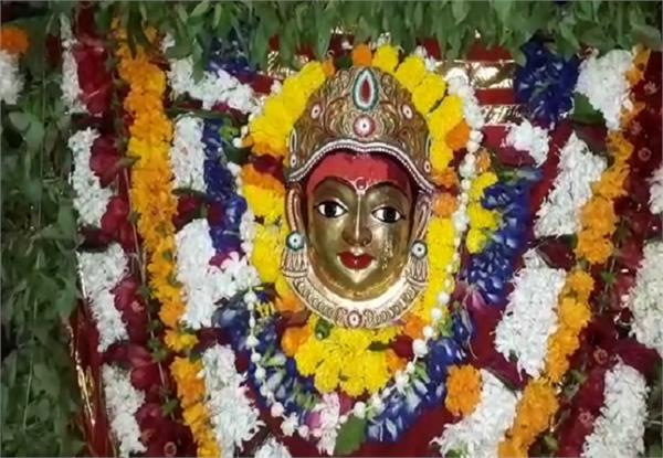 on the first day of navaratri