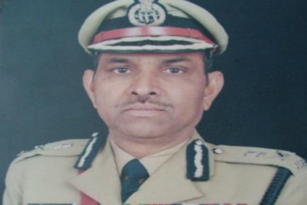 former dgp shriram arun passes away