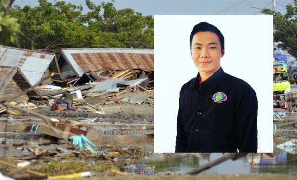 indonesia air traffic controller hailed a hero for quake