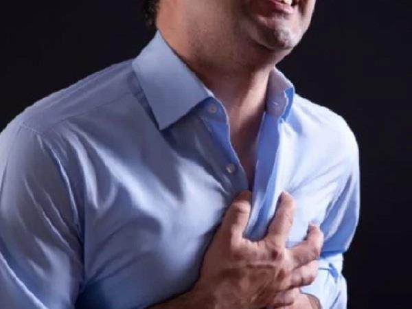 crpf jawan s heart attack death