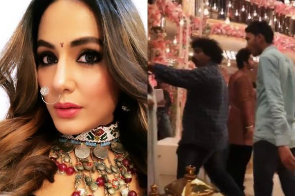 hina khan starts shooting for kasautii zindagii kay 2