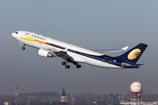 jet airways salary in august to its senior staff