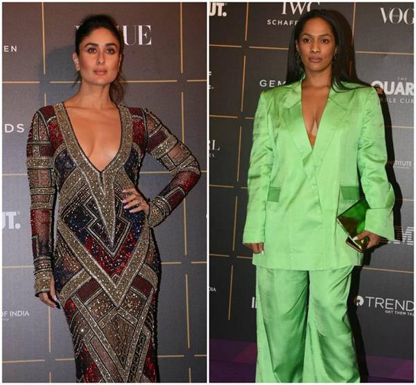 bollywood actress glam at vogue women of the year awards 2018