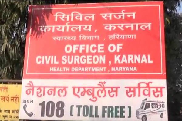 dengue has its feet in karnal