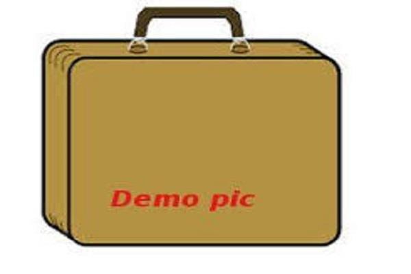 karnal s merchant s 17 lakh full suitcase stolen