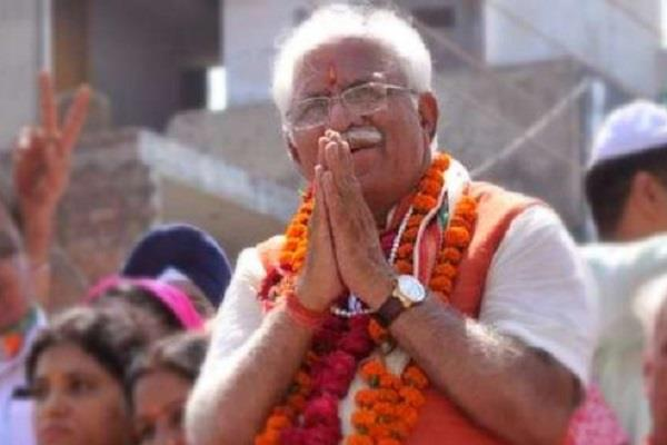 cm khattar s inauguration and funding of projects of 85 crores